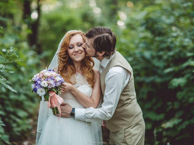 ¿Cómo elegir el color para su matrimonio?