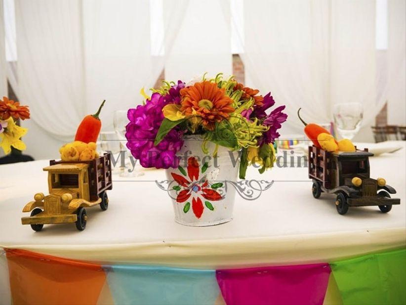 Decoracion para bodas de plata estas bases para los - Decoracion para bodas de plata ...