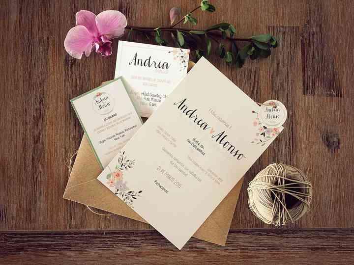 Las Invitaciones De Matrimonio Ideas Matrimonio