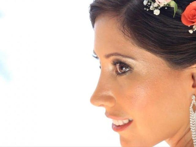 11 pasos para un maquillaje de novia de noche