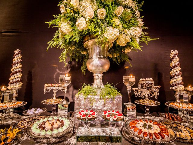 6 estilos de decoración para la mesa de dulces o candy bar