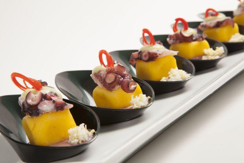 comida peruana, entradas frías