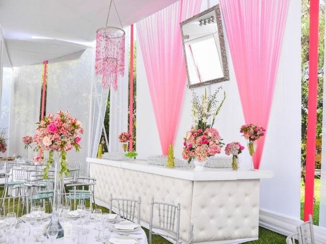 Cómo crear diferentes ambientes en tu fiesta de matrimonio