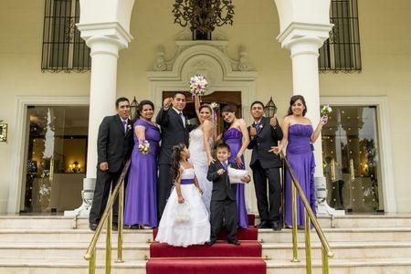 Consejos para elegir a los pajes y damitas de tu boda
