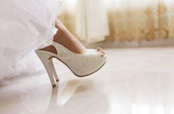 Zapatos de novia: 45 diseños con personalidad y encanto