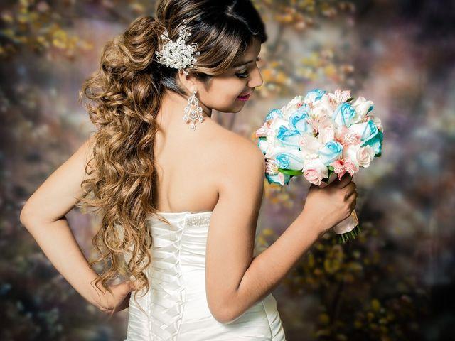 Tratamientos naturales para un cabello deslumbrante en tu matrimonio