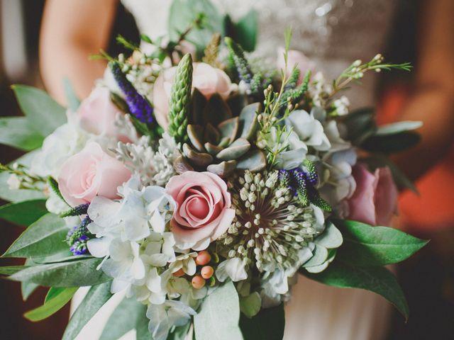 22 ramos de novia o bouquets de estilo campestre