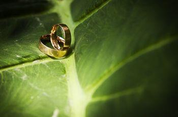 15 cosas que debes saber sobre tus aros de matrimonio