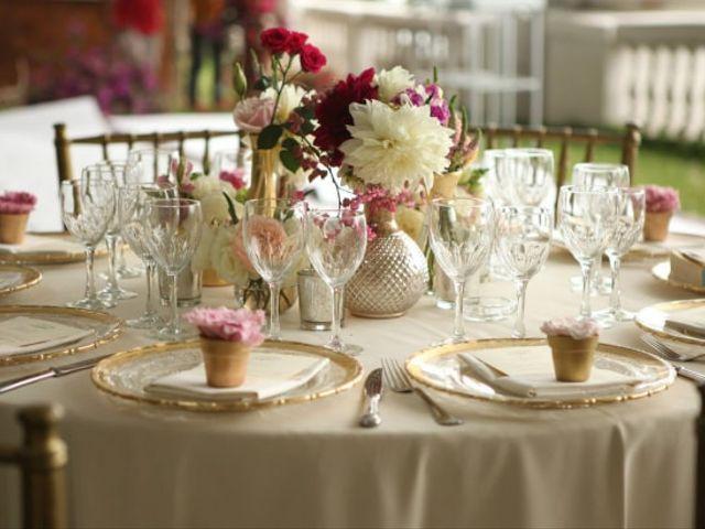 6 secretos para escoger los mejores centros de mesa para boda