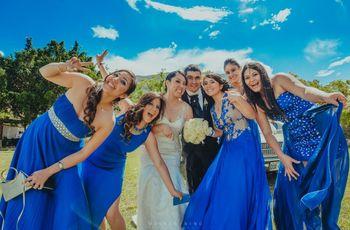 6 tipos de damas de honor que una novia debería tener