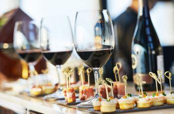 10 claves para elegir el mejor servicio de catering para matrimonio