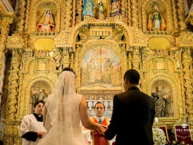 ¿Qué hacer cuando quieres casarte en una iglesia distinta a la que te toca?