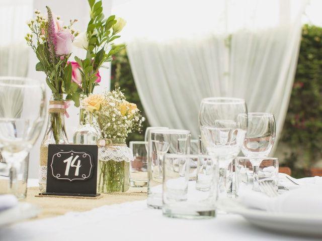 Test: ¿Qué estilo de seating plan podría ir con tu matrimonio?