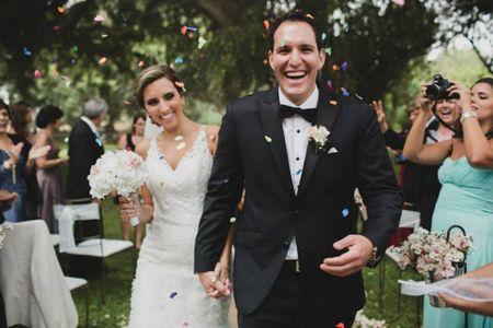 ¿Cómo organizar un matrimonio campestre?