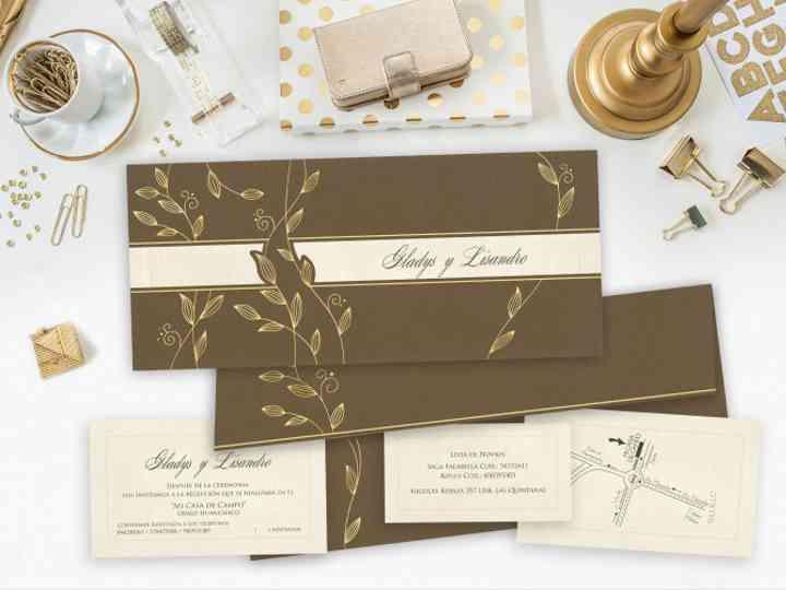 Tarjetas De Matrimonio Civil 6 Datos Claves Para Elegir La