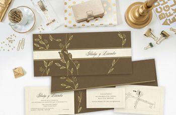 Tarjetas de matrimonio civil: 6 datos claves para elegir la perfecta