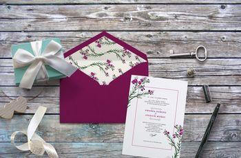 Tendencia en partes de matrimonio 2019: ¡encuentra el diseño perfecto!