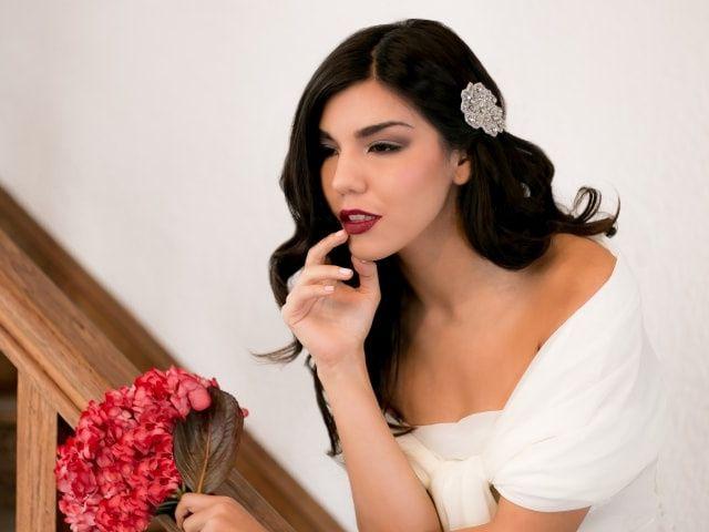 Cabello suelto para novia: 25 propuestas que te fascinarán