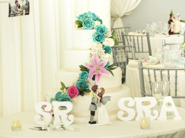 Tips para elegir la torta de matrimonio perfecta
