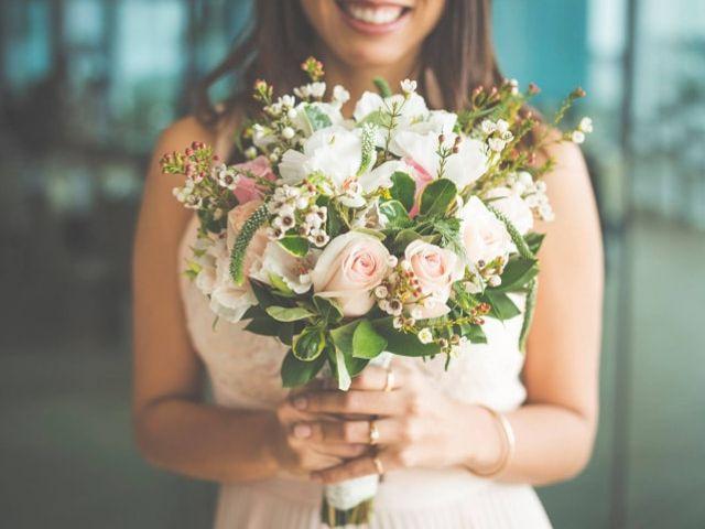 55 bouquets de novia: para todos los gustos y colores