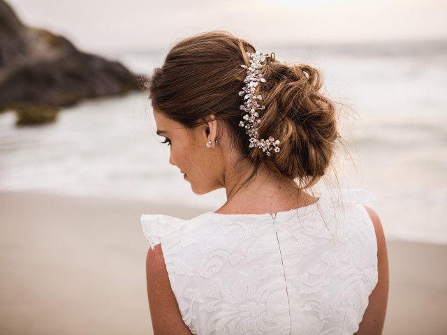 Peinados de novia: 12 pistas para elegir el perfecto para ti
