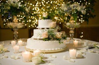 40 modelos de tortas para matrimonio que te enamorarán