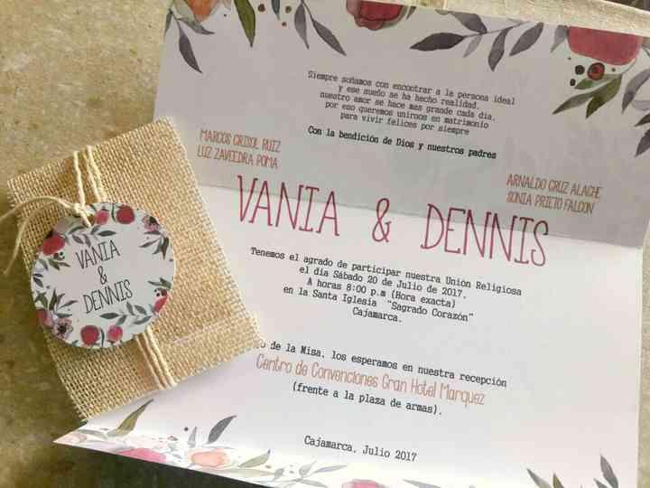 Tarjetas De Matrimonio 2017 35 Ideas Para Inspirarte