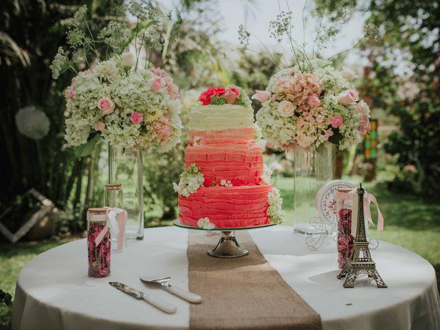 Test: ¿Qué torta de matrimonio encajaría mejor para su enlace?
