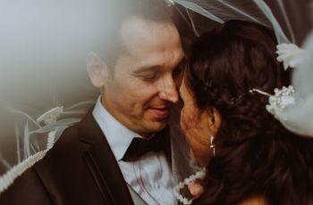 Fotografías en blanco y negro para tu boda ¿en qué momento elegirla?