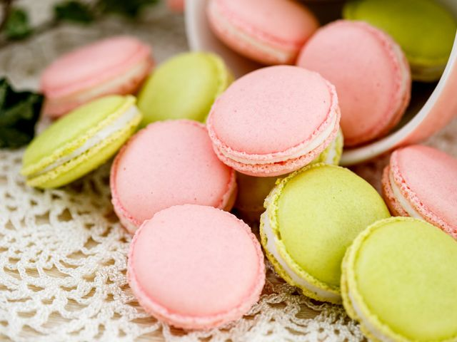 Incluye macarons en tu boda: ¡una dulce tentación!