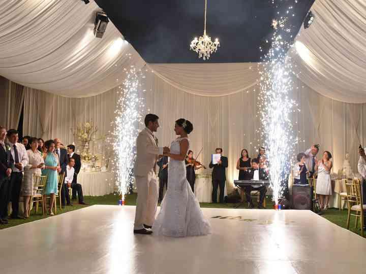 El significado de los colores de tu boda