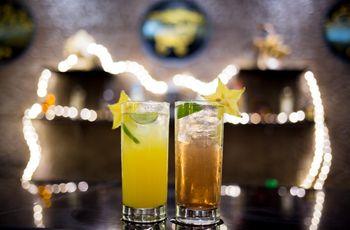 Barra libre de cócteles: sorprendan a sus invitados