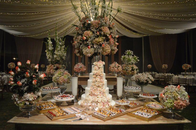 La mesa de dulces: ¿A, B o C? 3