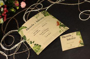 Invitaciones de matrimonio: ¿cómo estructurar su contenido?