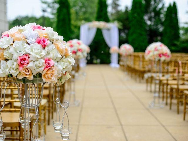 Decoración de matrimonio: 10 mandamientos para una boda de ensueño