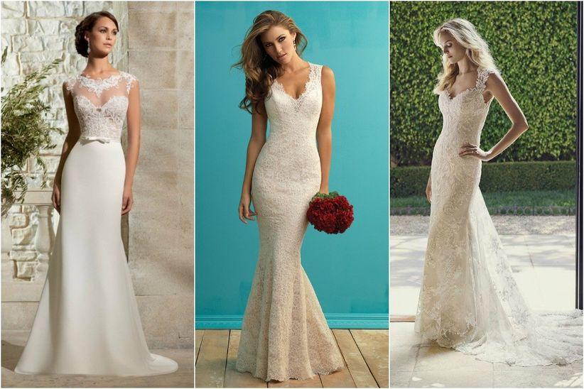 Vestidos para matrimonio civil de dia peru