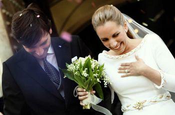 El matrimonio de María Luisa y Andrés