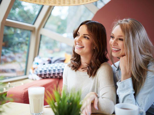 8 comportamientos que sólo tu mejor amiga comprenderá