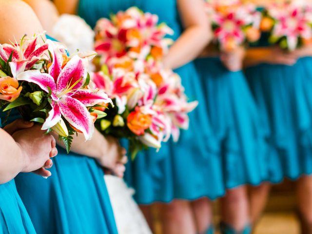 3 ideas para los bouquets de tus damas de honor
