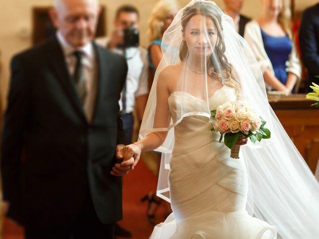 ¿Cómo agradecer al padrino y la madrina de la ceremonia católica?