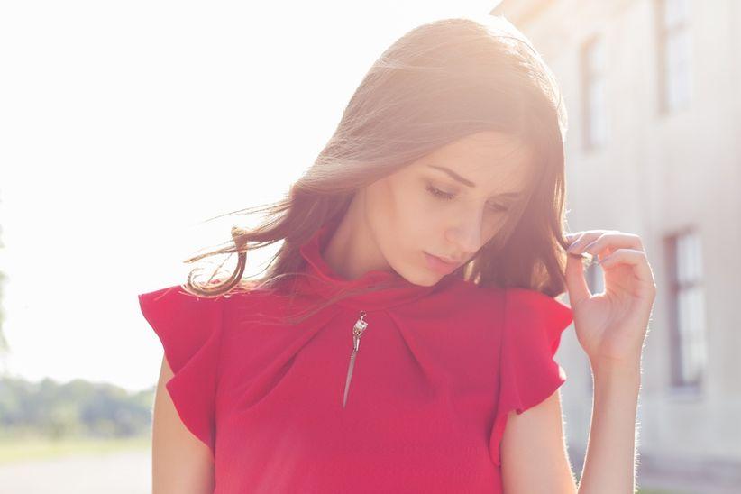 30 vestidos rojos de fiesta para dejar huella