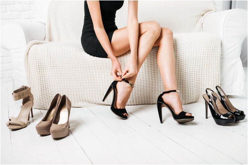 Los Fiesta Zapatos Invitadas Encuentra Estilo Van Para Tu Que De Con XHHU5a