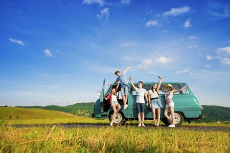 Buddymoon: Una luna de miel original viajando con amigos