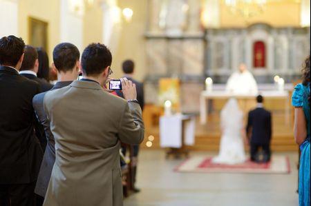 Matrimonios cero celulares, para los novios más que reservados
