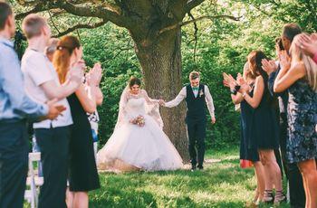 ¿Cómo omitir con diplomacia las invitaciones por compromiso en tu boda?