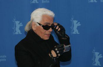 Falleció el célebre diseñador de Chanel, Karl Lagerfeld