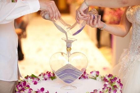 Hermosas lecturas para la ceremonia de la arena en tu boda