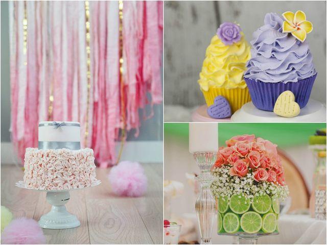 10 combinaciones de color para inspirar tu matrimonio