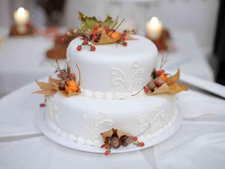 Tortas De Matrimonio Elegantes Las 20 Propuestas Más Chic