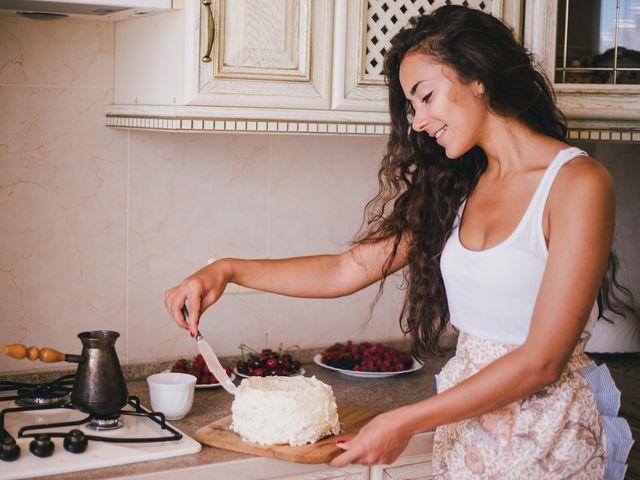 Haz tu propia torta de boda